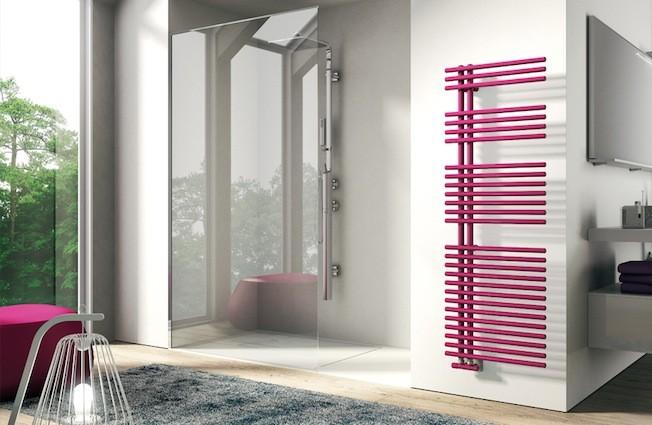 Le sèche-serviette : décoration et chauffage