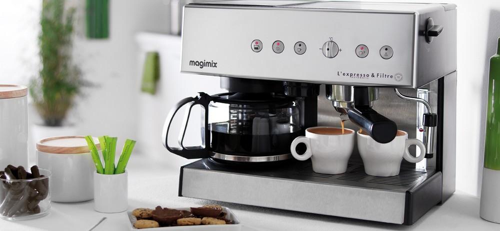 La machine à café idéale