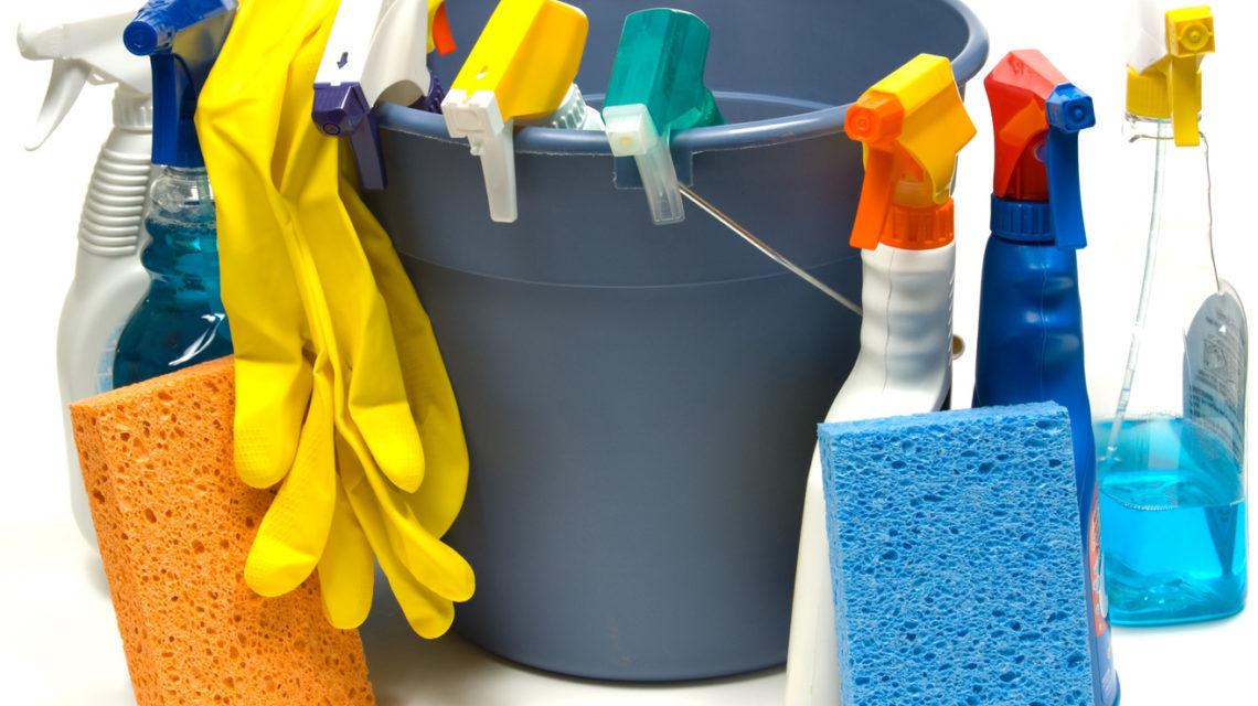 Les produits d'entretien pour la maison : bien les choisir